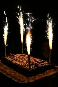photo gâteau 25 ans